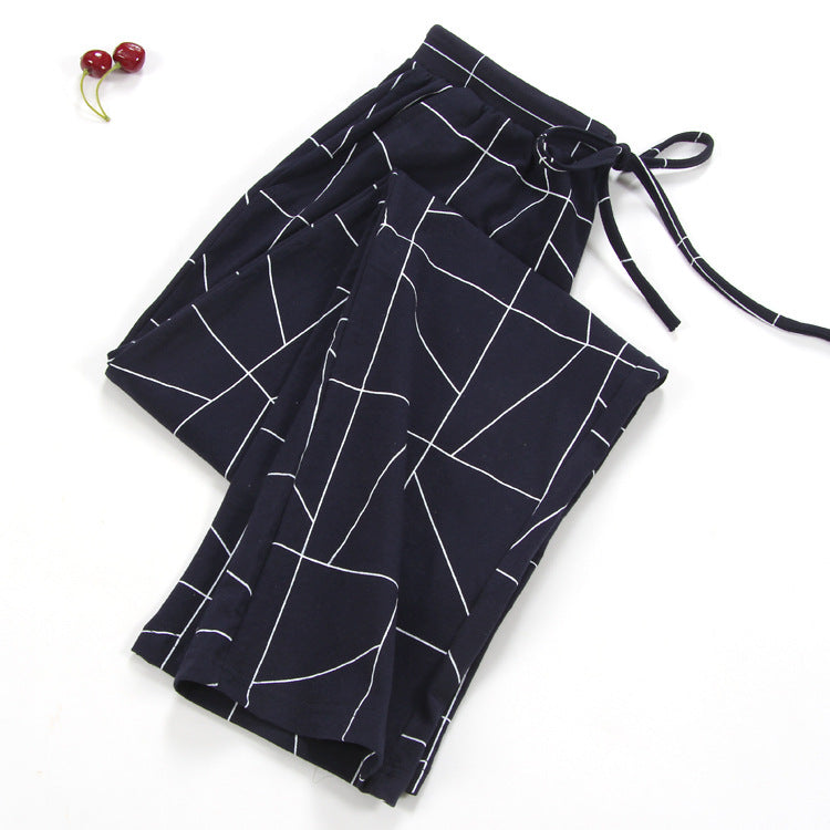 Lounge Pants Comfortable Pantalon Breathable Pyjama