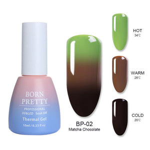 Thermal Nail Gel Polish
