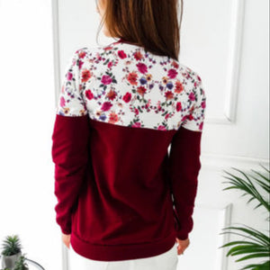 Autumn Girls Print Hoodie Sweatshirt Casual - Narvay.com