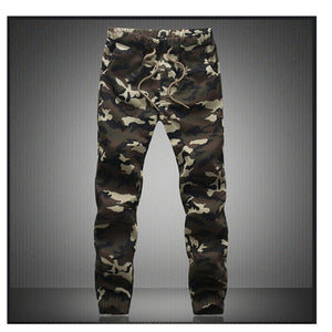 Mens Jogger Autum Military Pants