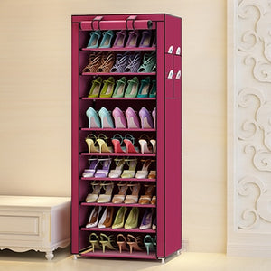 Organizer Shelf Shoes Furniture