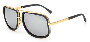 Square Sunglasses Men