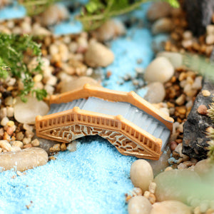 Resin Bridge Fairy Garden Miniatures