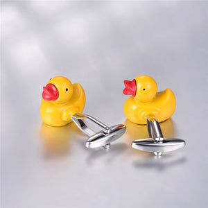 Cuff Links For Men Wedding Jewelry Funny