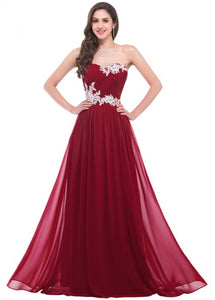 Beading Sequins Floor Length Sweetheart