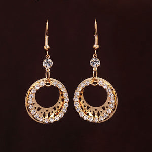 Wedding Jewelry Sets Round Shaped