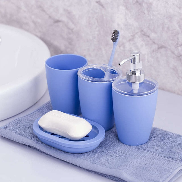 Bath Accessories Wash Gargle Suit