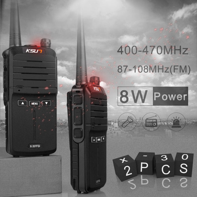 handheld walkie talkie portable radio