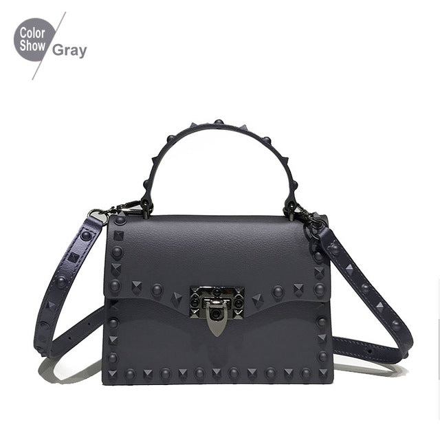 New Pu Leather Flap Women Messenger