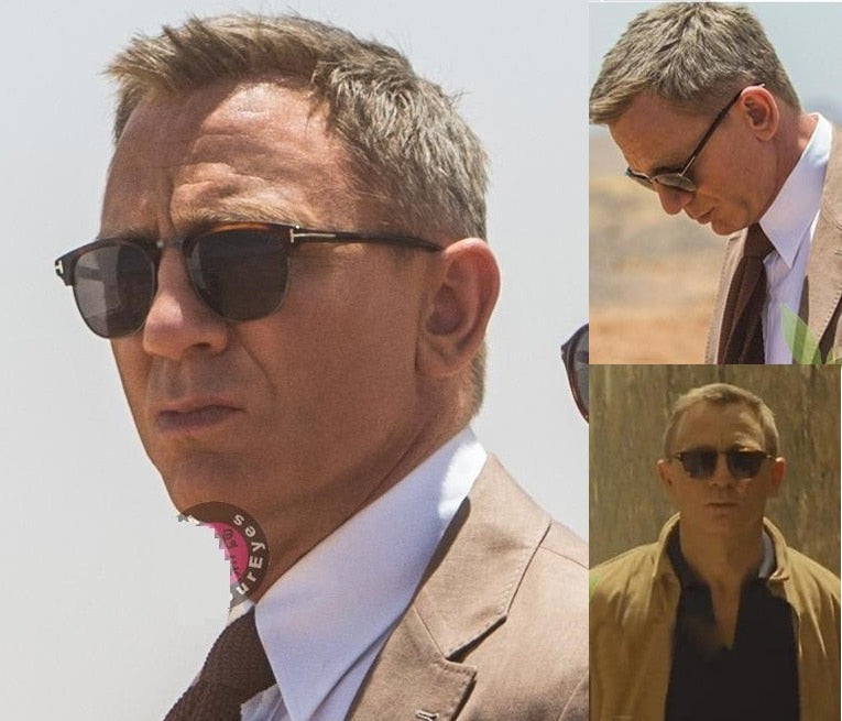 James Bond Sunglasses Men