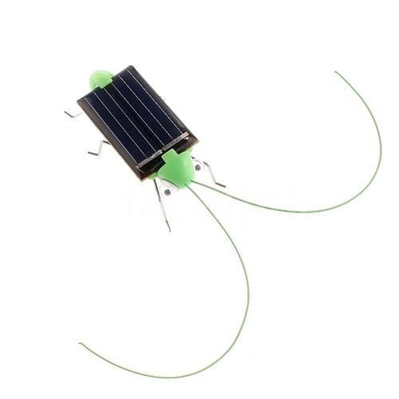 Baby Solar Power Energy Insect