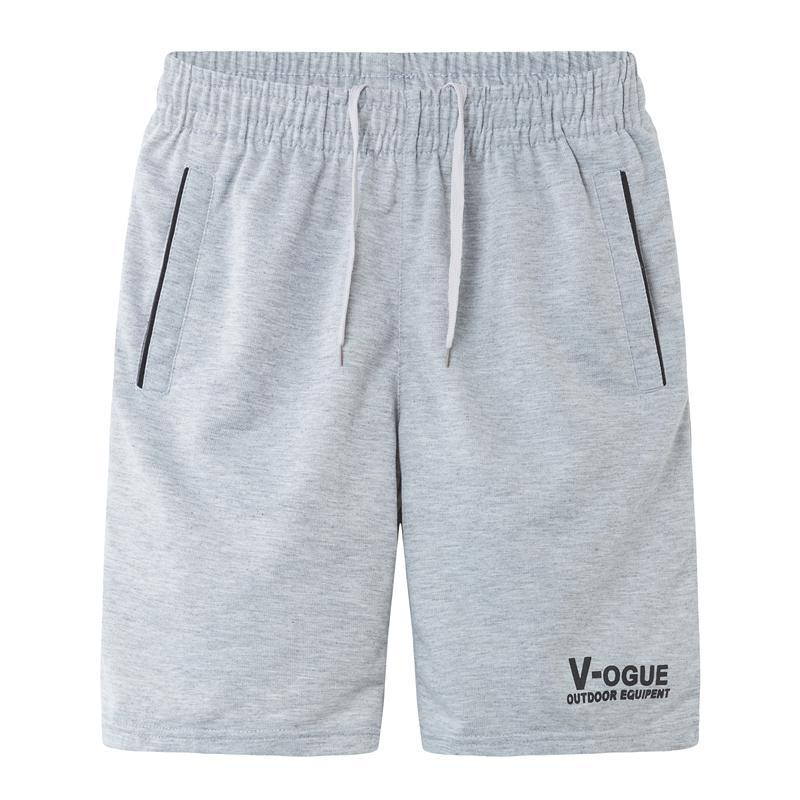 Summer men's casual  fifth pants loose
