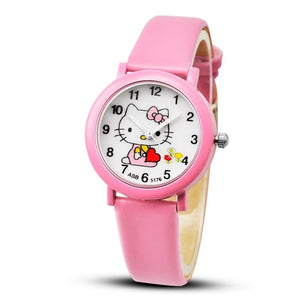 Cartoon Watches Children