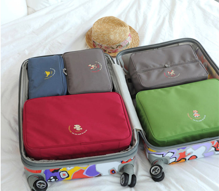 Mens Suitcase Trolley Travel bag