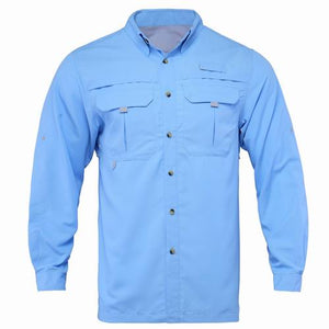 Fishing Clothes Man Hiking Shirts
