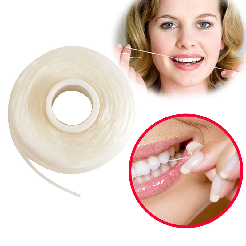 Dental Floss Tooth Cleaner