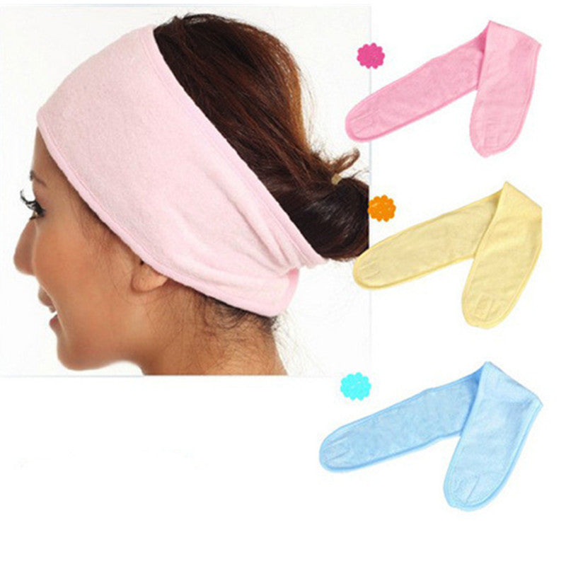 Bath Shower Headband