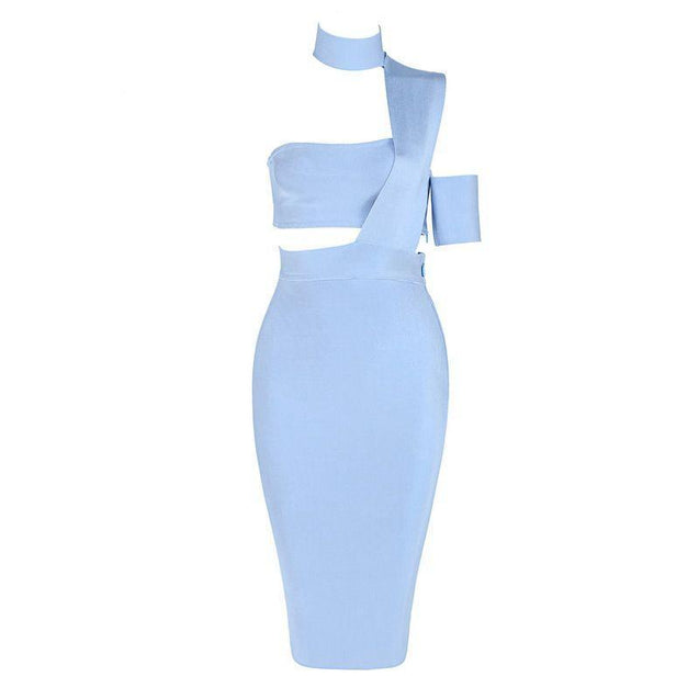 Party Celebrity Cocktail Bandage Dress