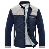 Men's Jacket Baseball Uniform Slim Casual Coat