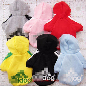 Pets Coats Hoodies Clothing