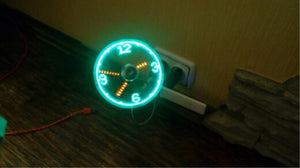 MULTI-FUNCTION USB FAN WITH CLOCK DISPLAY