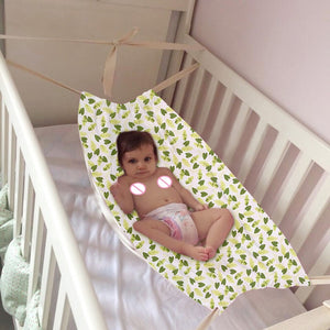 Portable Folding Crib Hammock
