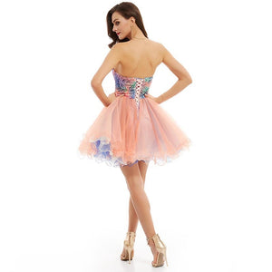 knee length homecoming&graduation dresses - Narvay.com