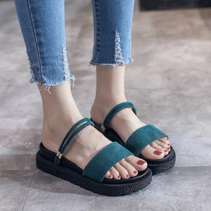Women Sandals Open Toe Flip Flops