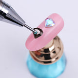 Nail Dotting Pen Crystal Beads Handle