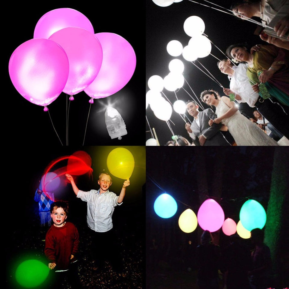 LED Lamps Balloon Lights