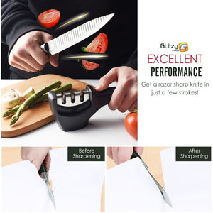 Knife Sharpener 3 Stages