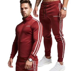 New Set Men's Fashion Sportswear