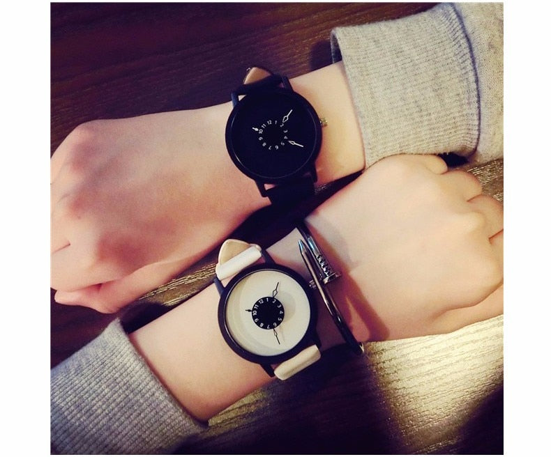 Hot fashion creative watches women