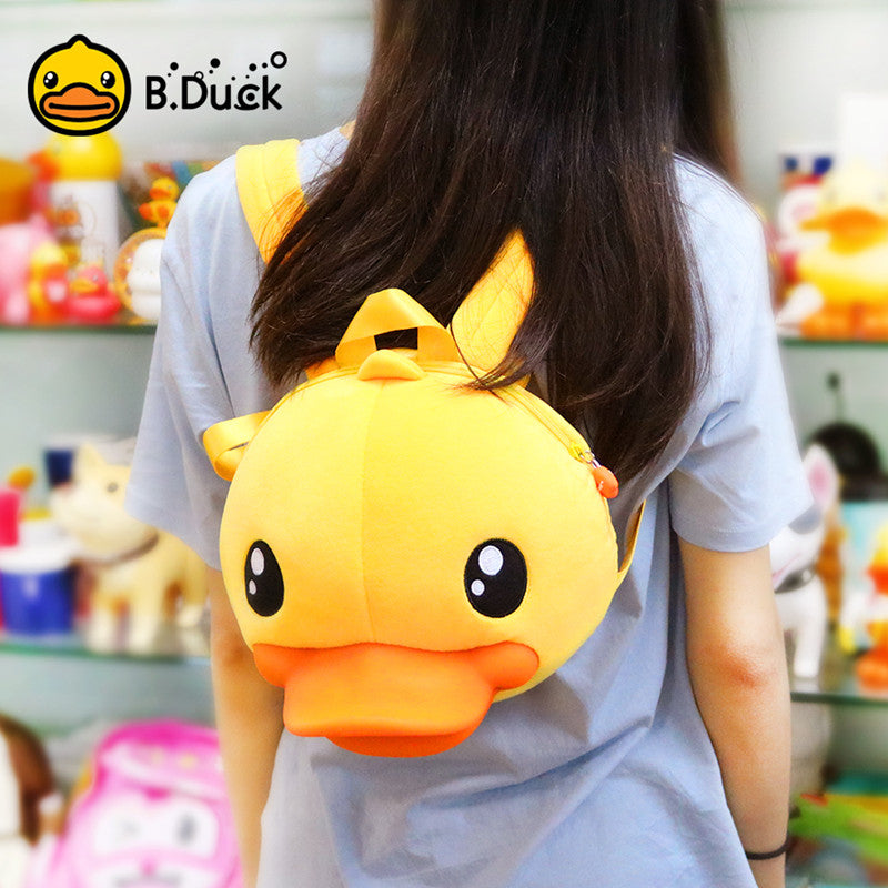 3D Duck Plush Backpacks Dolls