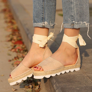 women sandals soft leather flat zip