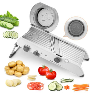 Smart Multifunctional Mandoline Slicer