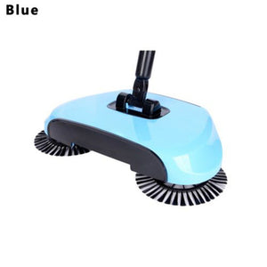 Revolutionary Spinning Broom
