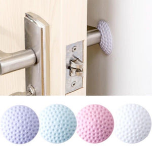 Door Doorknob Back Wall Protector