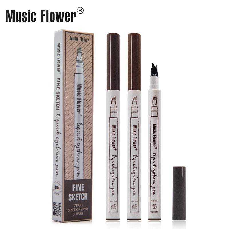 Microblading Eyebrow Tattoo Pen- Pack of 2 Pens
