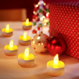 Flashing Candle Home Decor Festive Party Supplies