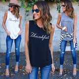 Halter Sleeveless Crop Top Shirt