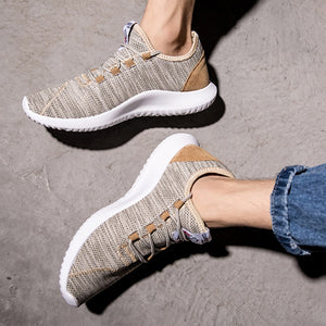 Casual Shoes Woven Unisex Outdoor