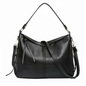 large tote bags hobo soft leather ladies