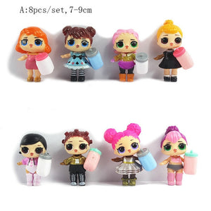 Cartoon LOL Dolls