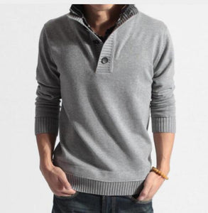 mens fashion knitted sweaters