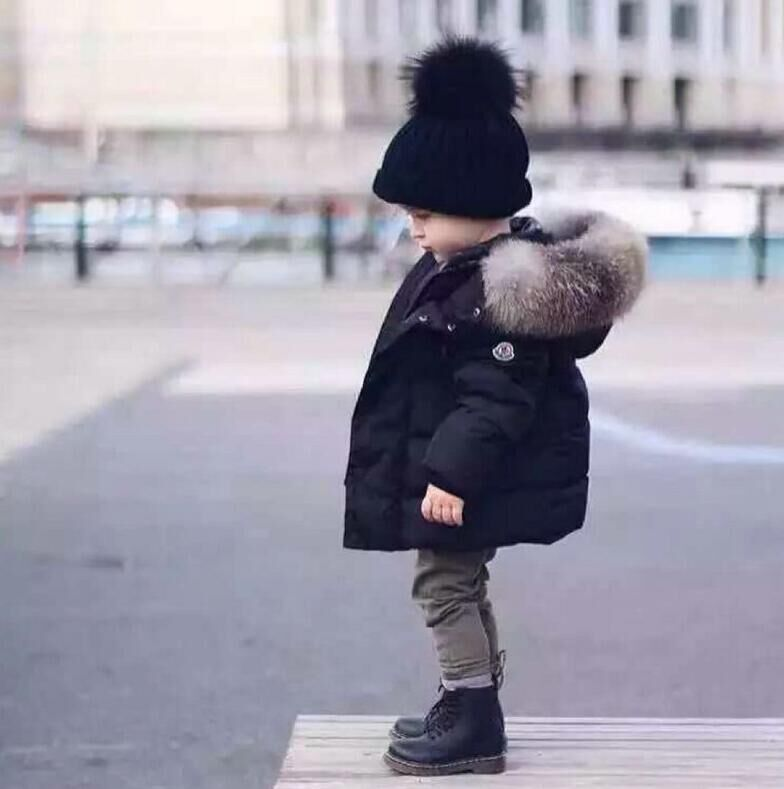Baby Boys  Winter Jacket Coat Kids