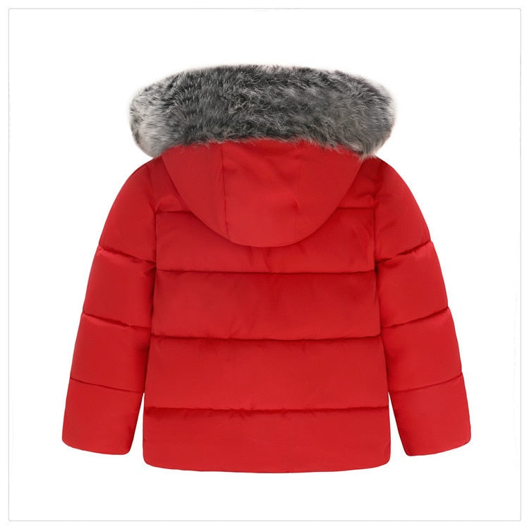 Baby Boys  Winter Jacket Coat Kids - Narvay.com