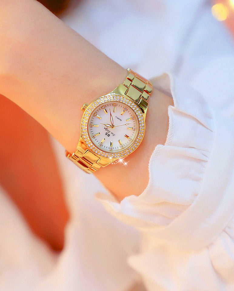 Lady Crystal Watch Women - Narvay.com
