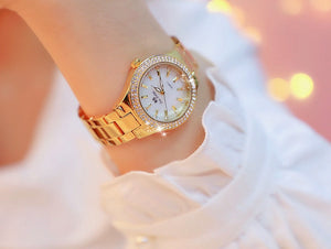 Lady Crystal Watch Women