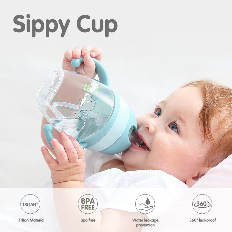 Baby Feeding Bottles Cups